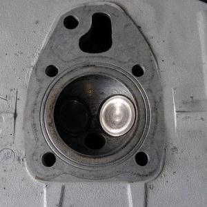 MV125S エンジン