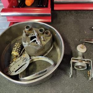 ラビット メーターの修理