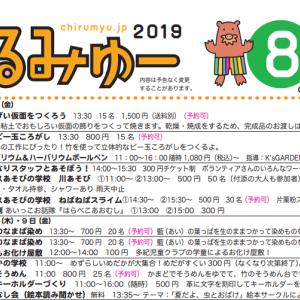 めだかの学校 2019 8月