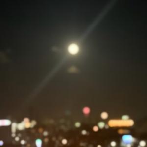 月明かり気持ちいいね♪(からの曲と、近日あのバージョンUPの予告)