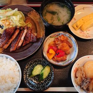 呉で生姜焼き定食