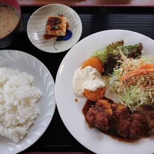 中野東で洋食ランチ