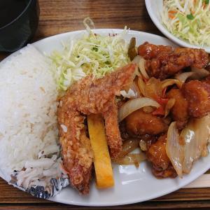 可部で中華ランチ