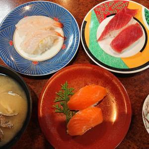 竹原で回転寿司
