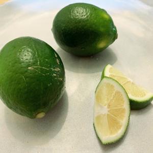 イイコトずくしのグリーンレモン