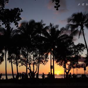 【昔の写真シリーズ】ハワイの夕日とパンケーキ & 最近始めたこと