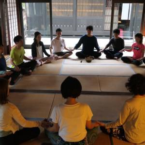 石垣島マインドフルネスヨガ&瞑想リトリート開催しました。