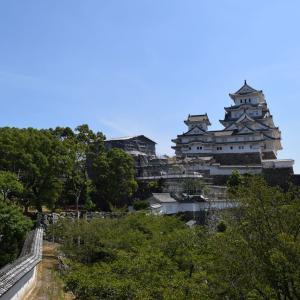 ご近所☆ぶらり旅 世界遺産・姫路城 西の丸から天守閣への道