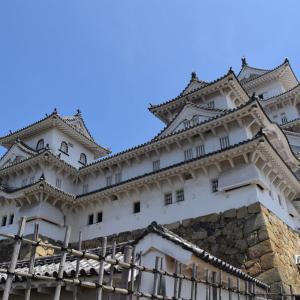 ご近所☆ぶらり旅 世界遺産・姫路城 出口までの道