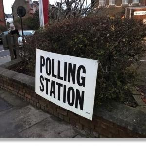 イギリスで総選挙が始まりました