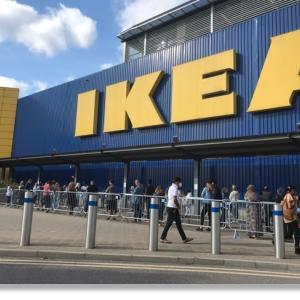 IKEA に行ってきました