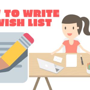 【逆算手帳ウェブ講座】やりたいことリスト(My Wish List)の書き方