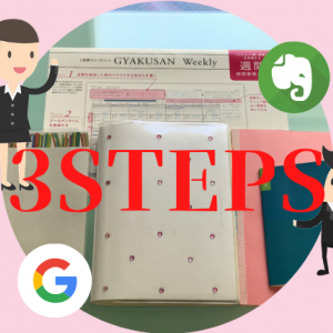 手帳と他のツール(ガジェット、ウェブサービス)の使い分けのコツ~3ステップで使いこなしの達人に!
