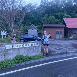 坂道強化合宿1日目〜野母崎一周〜
