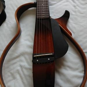 ★★★ヤマハ サイレントギター SLG200S/TBS★★★