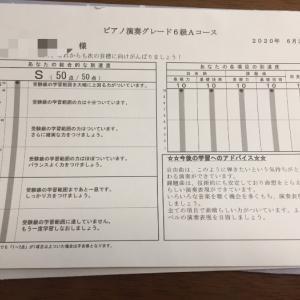 ヤマハグレード試験全員合格!おめでとう☆