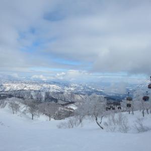 野沢温泉で雪山セッション!!