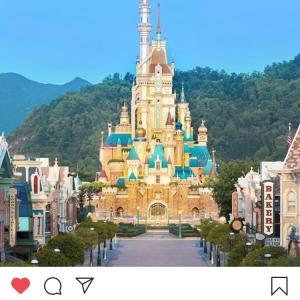 あと1日^^ 香港ディズニー再々オープン!