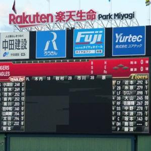 Vs『阪神』イクシビジョンマッチ