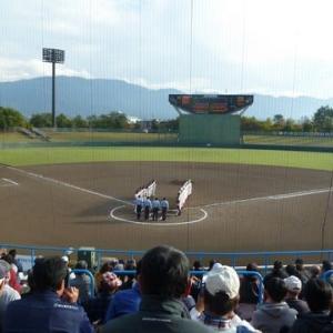 10月株・売買結果  「山梨県・YBS球場」秋季関東高校野球大会