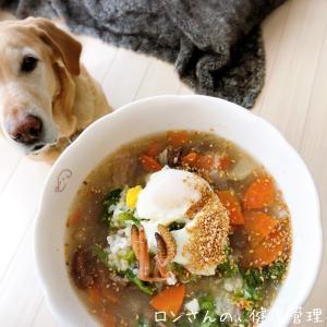犬は野菜を消化できない?☆犬ごはんの疑問☆