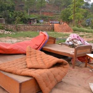 ネパール地震1か月後の訪問(ヌワコットその1)
