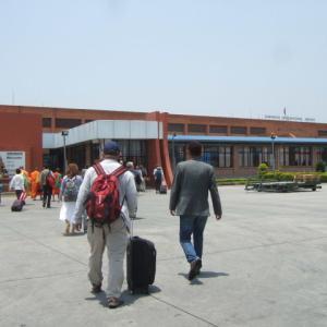 ネパール大地震1か月後の訪問(ヌワコットに着くまで)