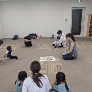 親子で楽しむ親子リズム英語 (上本町)9月22日(火・祝日)開催のお知らせ