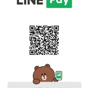 LINEでのお支払いが可能となりました♪※オンライン決済もOK!