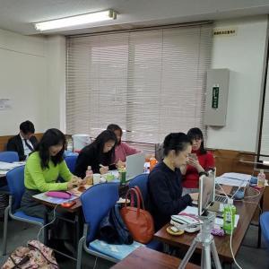 大阪で勉強して、レッスンもしてきました