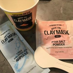 画期的なクレイマスクに出会う!ファームスキン(スーパーフード)MIX IT! CLAY MASK