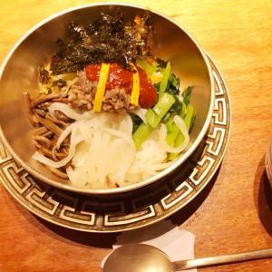 【銀座】ミシュランの韓国料理サランチェ