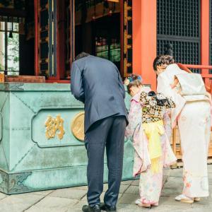 【七五三】浅草神社