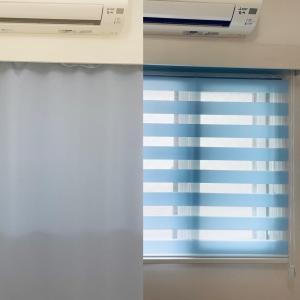 夏に向けて爽やかでおしゃれな窓に!ロールスクリーン♪