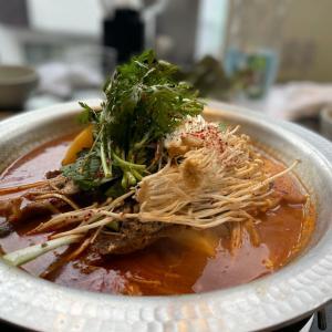 【麻布十番】韓国料理屋『茶々』