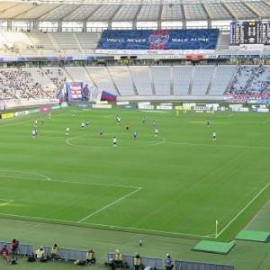 FC東京 0-4 横浜FM J1・28節 大負け