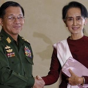 ミャンマーでクーデター
