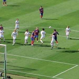 FC東京 3-2 C大阪 J1・2節 逆転勝ち