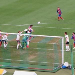 FC東京 2-3 神戸 J1・3節