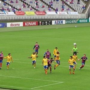 FC東京 2-1 仙台 J1・6節 またまた逆転勝ち