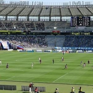 FC東京 2-4 川崎 J1・9節