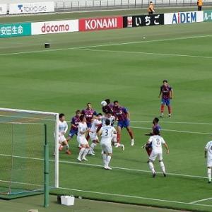 FC東京 1-2 鳥栖 J1・11節