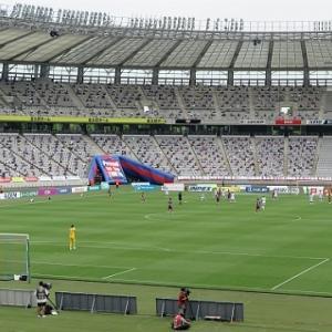 FC東京 0-0 広島 J1・17節
