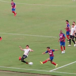 FC東京 1-1 名古屋 J1・32節