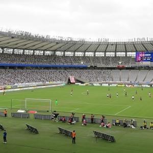 FC東京 1-2 浦和 J1・30節 逆転負け