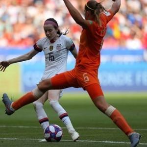 女子サッカーW杯 決勝 アメリカが優勝