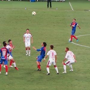 FC東京 3-0 C大阪 J1・21節 連勝