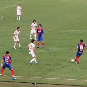 FC東京 1-0 仙台 J1・22節 3連勝