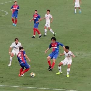 FC東京 0-1 仙台 J1・23節
