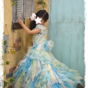 2137 七五三♡ドレス写真♡